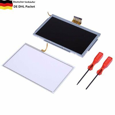 Nintendo Wii U Gamepad LCD Display Replacement with Touch Pad Screen Tools Set