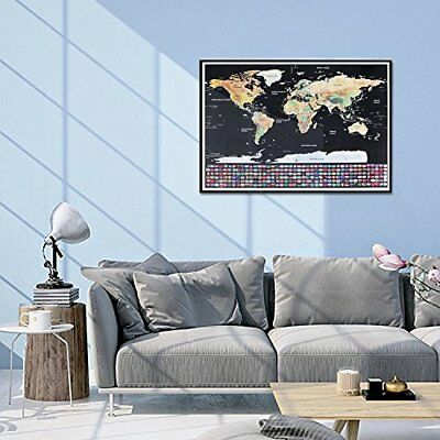 xxl rubbel europakarte scrape off europa map poster rubbel landkarte weltkarte eur 11 95. Black Bedroom Furniture Sets. Home Design Ideas