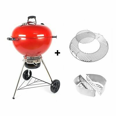 Weber Master-Touch GBS, 57cm, Rot, Limited Special Edition (Kugelgrill)