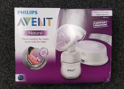 Philips Advent Natural Breast Pump OL 80381