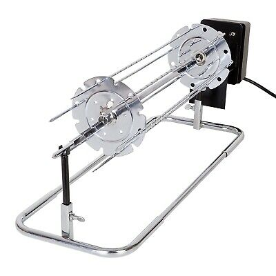 Electric BBQ Rotisserie For Barbecue Roast Chicken Grill, Kebab Attachment