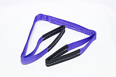 Best Diversity Wrap 1T Webbing Lifting Sling Strap Purple 4m x30mm