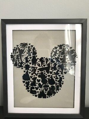 Mickey Mouse Character Montage Wall Hanging