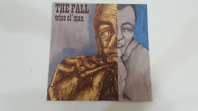 The Fall, Wise Ol' Man Vinyl LP #V51B