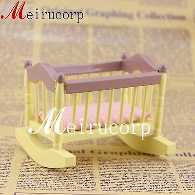 Fine 1//12 scale dollhouse miniature furniture lovely well made white towel rack
