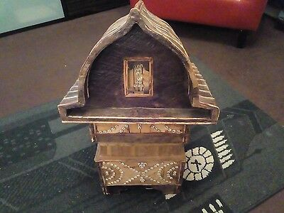 Folk Art  decorator's piece Antique, interior design rare find
