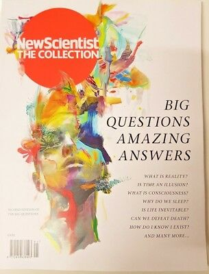 New Scientist magazine The Collection =  2ND ED OF THE BIG QUESTIONS = 2018