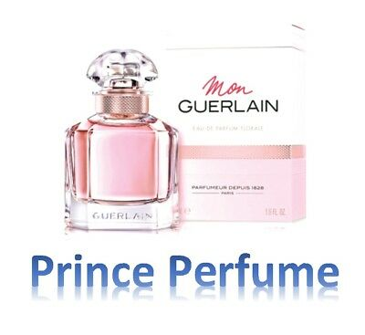 MON GUERLAIN EAU DE PARFUM FLORALE VAPO NATURAL SPRAY - 50 ml
