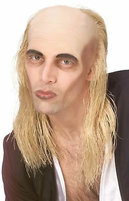 Riff Raff Wig Halloween Time Warp Rocky Horror Picture Show Fancy Dress Old Man