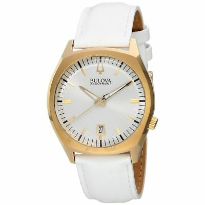 Bulova Men's Accutron II 97B131 Surveyor Quartz Gold-Tone Case 41mm Watch