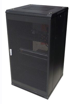 NEW SVLB-R22RU8M LB-NCB22U-68-DDA, LINKBASIC 22RU 800D MESH RACK MESH DOOR,.e.
