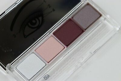 Clinique All About Shadow Quad Limited Edition Brand New W/O Box !!!