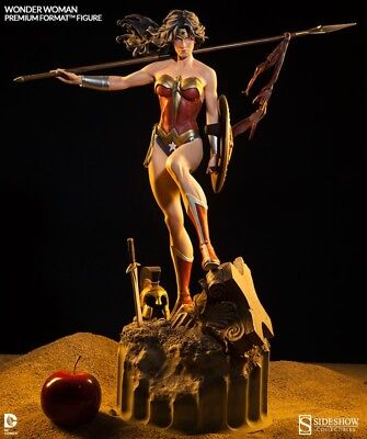 Sideshow Collectibles Wonder Woman Premium Format IN HAND Ready to ship