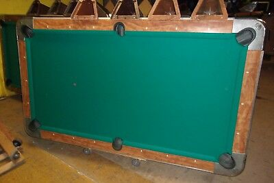 Valley 7 Ft. Coin Op Pool Table #PT191