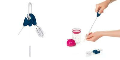 Sippy Cup Cleaning Set Straw Spout Cleaner Brushes Pump Parts Bottle Nipples New