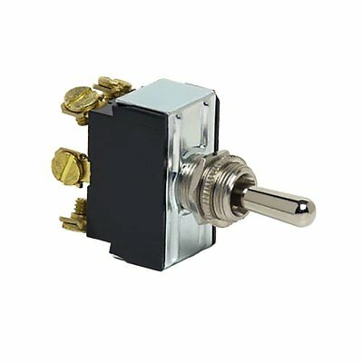 Cole Hersee 55054-BP DPDT Toggle Switch (Momentary)