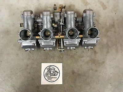 1978 Suzuki Gs1000 Carburetor Assembly