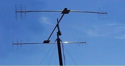 Ham Radio Beam Antenna Model B-24 Compact HF 20,15,10 and 6 Meters using tuner
