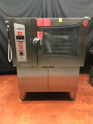 *MINT* Cleveland GAS Combi Convection Steamer Oven Steam Oven
