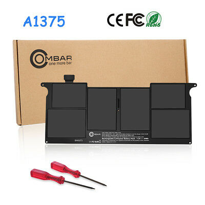 5200mAh A1375 Battery for Apple Macbook Air 11'' A1370 (Late 2010 Version) MC505