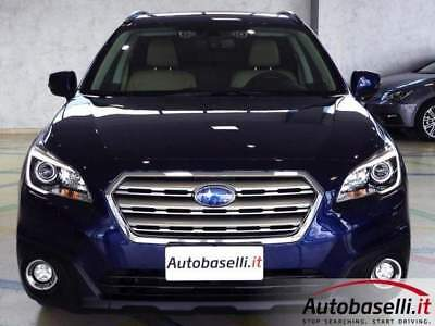 Subaru legacy outback 2.0d s awd 4x4 unlimited lineartronic