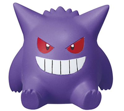 Pokemon Puru Puru collection Gengar Japan Re-Ment SALE anime F/S Pocket Monster
