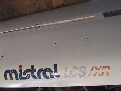 MISTRAL EQUIPE LCS XR carbon windsurfing board