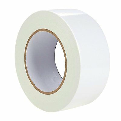 Double Sided Adhesive Tape for Household Carpet Repair Crafts 30 yards White