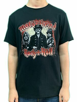 Motorhead Rock & Roll Chains Amplified Unisex Official T Shirt Brand New Various