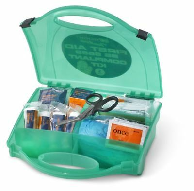 1-10 Person Premium Quality Compliant Hse First Aid Workplace Kit, Ce Marked New