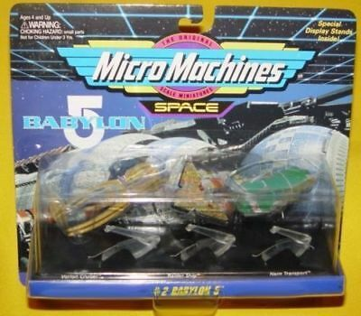 Babylon 5 - Micro Machines Set #2 (65622)