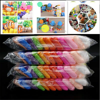 Air Dry Clay 36 Colours Ultra Light Creative Modelling Clay Kids Magic Clay DIY
