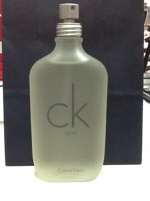 Profumo Ck One EDT 200ml Vapo