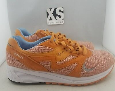 b869b9bcfccb SAUCONY GRID 8000 CL HT Running Shoes Orange