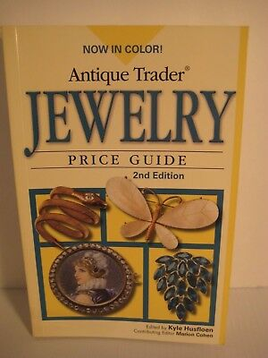 Antique Trader Jewelry Price Guide by Kyle Husfloen #4092