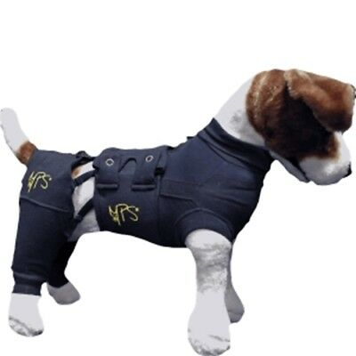 MPS Protective Hind Leg Sleeve - Small Dog Protection post Surgery/Skin Disease