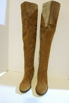 6c0d616fbe2 STEVE MADDEN~ORABELA Over-the-Knee-High Suede Boots~Size 7~BRAND NEW!! -   75.00