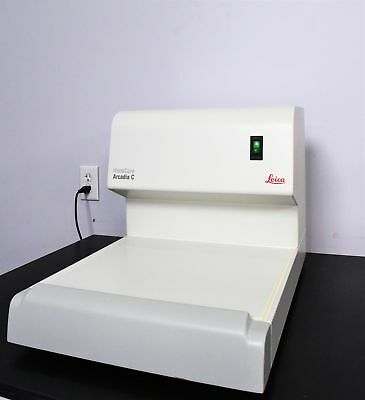 Leica HistoCore Arcadia C Cold Plate Embedding Cryo Console Histology
