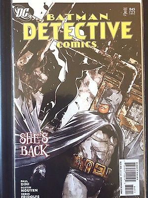 Detective Comics (1937 1st Series)  #845  Batman  Paul Dini  VF/NM