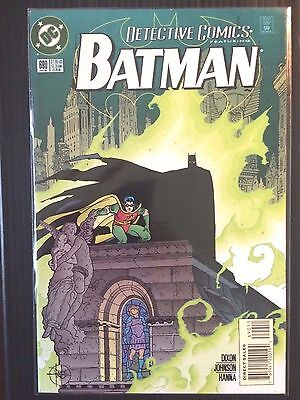 Detective Comics (1937 1st Series) #690   Robin  Batman  VF/NM