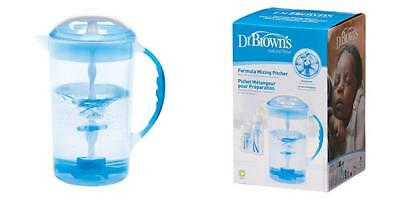 Formula Mixing Pitcher Baby Bottles Feeding Prep Infant Dr Brown Gift Mixer New