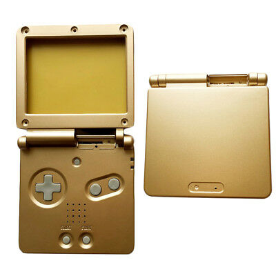 Full Housing Shell Cover Case Replacement For Nintendo GBA Gameboy Advance SP