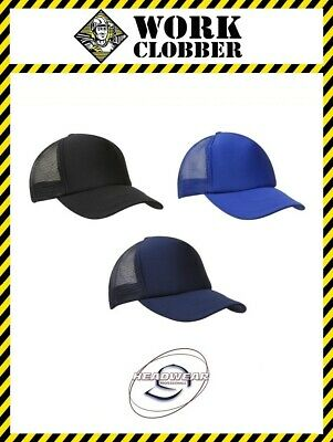 Headwear Professionals Truckers Mesh Cap 3803 NEW!