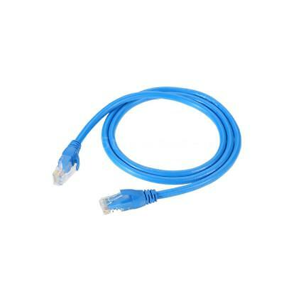 Network Patch Cable 3 FT Cat5e 550MHz 10Gbps RJ45 Computer Networking Cord J2R6