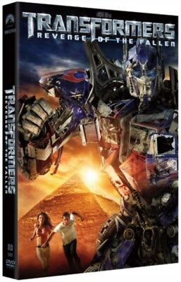 Transformers: Revenge Of The Fallen Nuevo DVD (3711403)
