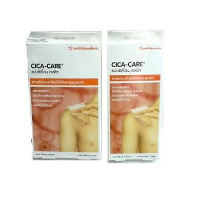 Cica-Care Adhesive Gel Sheet for Scar Care
