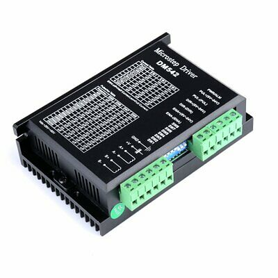 Digital Stepper Motor Driver 1.0-4.2A 20-50VDC For Nema 17, 23, 24 Stepper DM542