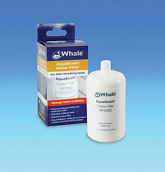 Whale AquaSmart Replacement Water Filter - WF3000 - Caravan Motorhome - FREE P&P