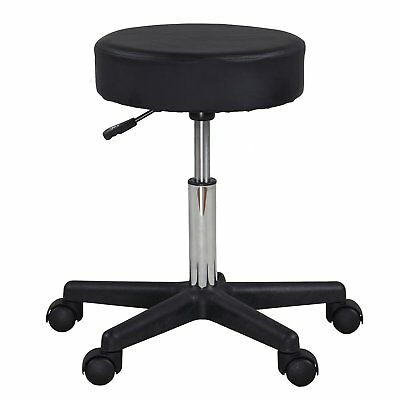 Salon Stool Hairdressing Styling Chair Barber Massage Black Beauty Tattoo Studio