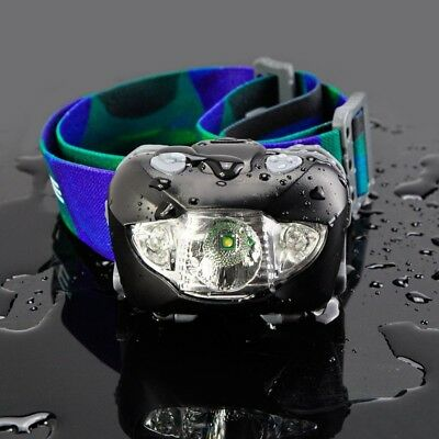 Super bright LED Head Torch - CREE XP-E R3 - Fishing, Camping, Hiking, Work, DIY
